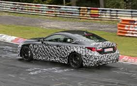 lexus rc coupe ad mysterious lexus rc f spied is it a new performance variant
