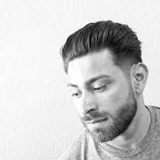 hair cut for men shaved on sides slicked back on top slick back hair shaved sides 25 cool haircuts for men 2016
