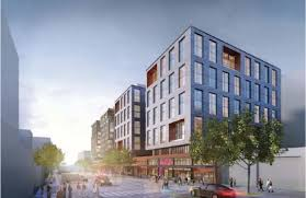 500 units and 40 000 square feet of retail proposed for union market