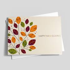 modern corporate thanksgiving cards divascuisine