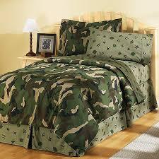 Army Bed Set Hometrends Camouflage Ii Comforter Set Walmart