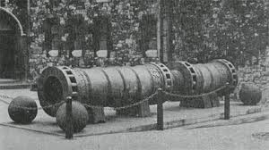 Ottoman Cannon The Cannon Of Mehmed Ii Muslim Heritage