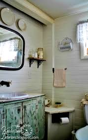 Rustic Farmhouse Bathroom - bathroom lovely cool ideas and pictures farmhouse bathroom tile