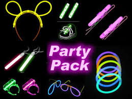 glow party glow party pack ireland buy glowsticks online dublin meath