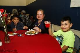 burbank salvation army serves up annual thanksgiving dinner