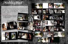 designer photo albums blend wedding album design set 01 wedding albums
