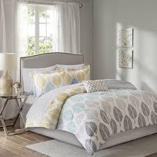 Newsprint Comforter Modern Twin Bedding Sets Allmodern