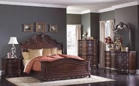 cherry sleigh bed deryn park cherry sleigh bedroom set from homelegance 2243sl 1