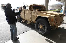 Fortified Tactical Vehicle Offered To Replace Military Humvee