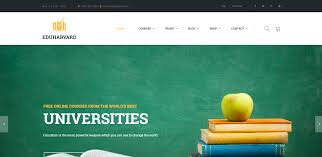 education html template education wordpress theme corpthemes