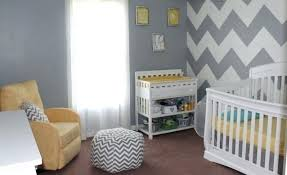 chambre bebe garcon gris deco chambre garcon jaune gris visuel 8 a