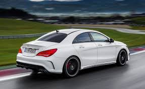 2014 mercedes lineup 2014 mercedes cla45 amg priced from 48 375 autoguide com