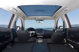 nissan outlander interior recall 2011 mitsubishi outlander sport glass roof could detach