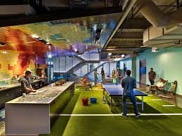 Dublin Google Office by Modern Google Orange County Offices Reflecting Laid Back Beach