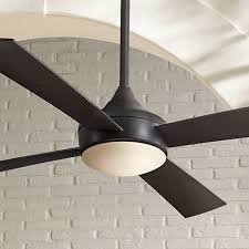 oil rubbed bronze ceiling fan with light 52 minka aire aluma wet oil rubbed bronze ceiling fan 6n553