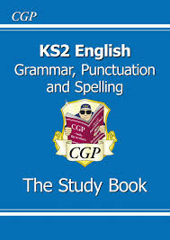ks2 english grammar punctuation and spelling study book for