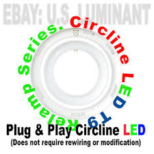 lithonia 2ct6 4 pin replacement circline light bulb circline bulb ebay