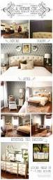 a vintage chic master bedroom makeover stencil stories