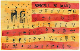 youth drawing on native pride american indian news service
