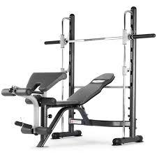 Bench Press Machine Weight Marcy Tsa 5762 Half Smith Machine Rack U0026 Adjustable Workout Weight