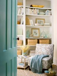 Bookcase With Baskets Storage Solutions Using Baskets