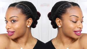 best hairstyles for relaxed hair how to style relaxed hair the perfect protective style natural and relaxed hair