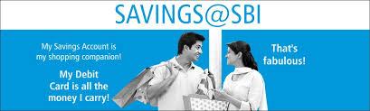 savings bank account sbi corporate website