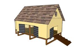 free chicken coop plans myoutdoorplans free woodworking plans