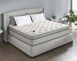 Sleep Number Bed Parts Replacement Ile Innovation Series Temperature Balancing Mattress U0026 Bed Base