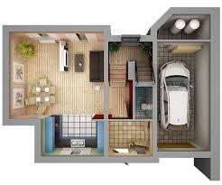 3d home interior 3d model home interior floor plan 01 cgtrader