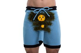 Trunks Halloween Costume Shorts Men Shorts Knitted Men Underwear Summer