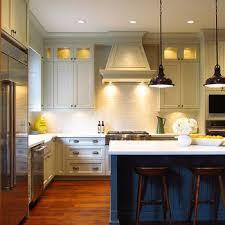 Under Kitchen Cabinet Tv Under Cabinet Tv Transitional Kitchen Christina Murphy Interiors