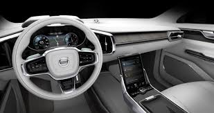 luxury cars inside volvo cars unveils concept 26 delivering the luxury of time