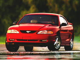 1996 mustang seats 1996 ford mustang overview cars com