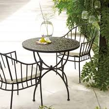 Pier One Bistro Table Pier One Outdoor Bistro Set Gccourt House