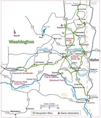 Americas Byways by Palouse Scenic Byway Our Great American Adventure