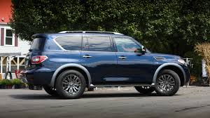 nissan armada 2018 nissan armada review big thirsty and sales are through the