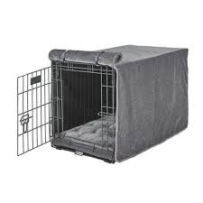 dog crate dog crate cover puppies pinterest crate microvelvet luxury dog crate cover pumice dog crates pinterest