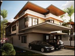 Minimalist House Http Www Cgpinoy Org T23112 Bahay Ni Jeff Modern Tropical