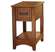 Armchair Side Table End U0026 Side Tables Ashley Furniture Homestore