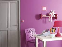 chambre gris et fushia couleur peinture chambre gris et
