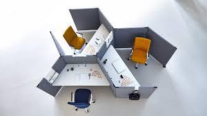 bureau call center bureaux multiples link avec séparation acoustique