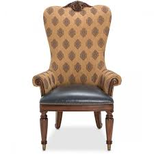 Michael Amini Office Furniture by Michael Amini Grand Masterpiece Assembled Arm Chair Set Of 2