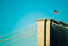 Brooklyn Flag Free Stock Photo Of American Flag Blue Sky Brooklyn