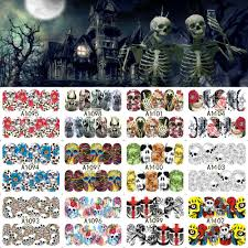 online buy wholesale halloween nail stickers from china halloween