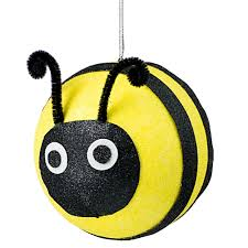 5 bee ornament 62104yw craftoutlet