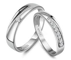 promise ring sets 925 sterling silver matching promise rings set for him and