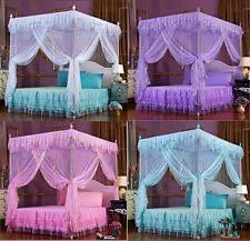 Purple Bed Canopy Canopy Bed Frame Ebay