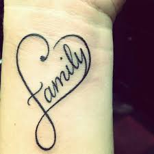 family wrist tattoomagz