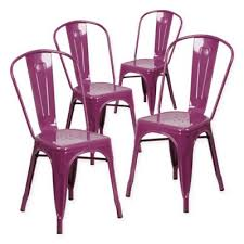 buy purple dining chair from bed bath u0026 beyond